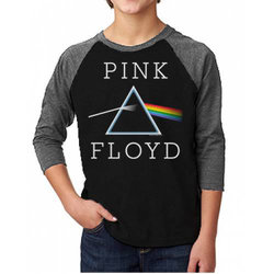 Pink Floyd Dark Side of the Moon Raglan T-Shirt - Children's Large