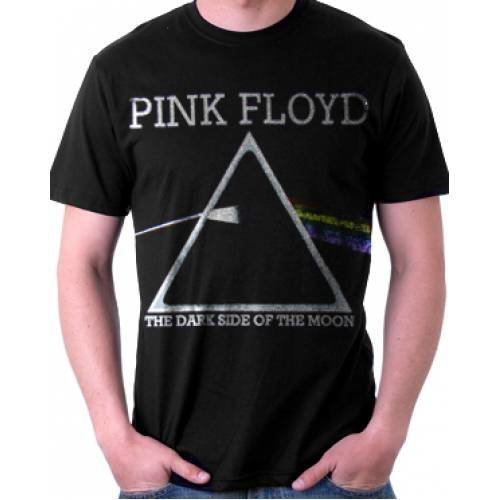 View larger image of Pink Floyd Dark Side of the Moon T-Shirt - Men's Large