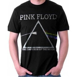 Pink Floyd Dark Side of the Moon T-Shirt - Men's Large