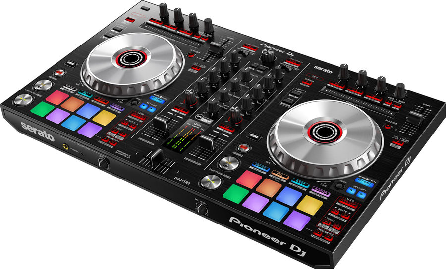 View larger image of Pioneer DDJ-SR2 Portable 2 Channel Serato DJ Controller