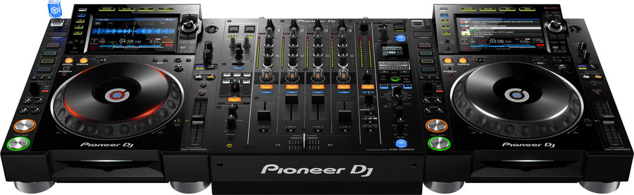 View larger image of Pioneer DJM-900NXS2 4-Channel Digital Pro-DJ Mixer