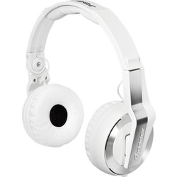 Pioneer HDJ-500 DJ Headphones - White