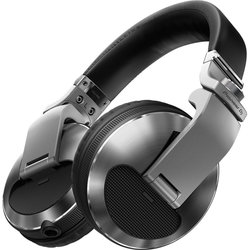Pioneer HDJ-X10 Professional Over-Ear DJ Headphones - Silver