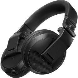 Pioneer HDJ-X5BT DJ Bluetooth Headphones - Black