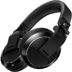 Pioneer HDJ-X7 Professional Over-Ear DJ Headphones - Black