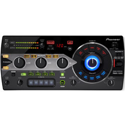 Pioneer RMX-1000 3-in-1 Remix Station - Black