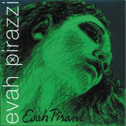 Pirastro Evah Pirazzi Single A String - 4/4, Aluminum