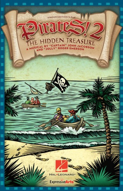 View larger image of Pirates 2 - The Hidden Treasure - Preview CD