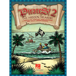 Pirates 2 - The Hidden Treasure - Teacher Edition