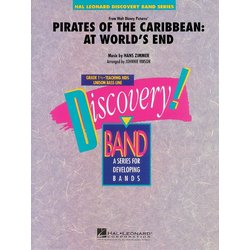 Pirates of the Caribbean: At Worlds End - Score & Parts, Grade 1.5