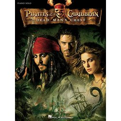 Pirates of the Caribbean: Dead Man's Chest - Selections, Score & Parts, Grade 2