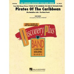 Pirates of the Caribbean - Score & Parts, Grade 1.5