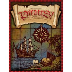 Pirates The Musical - Performance Kit with CD