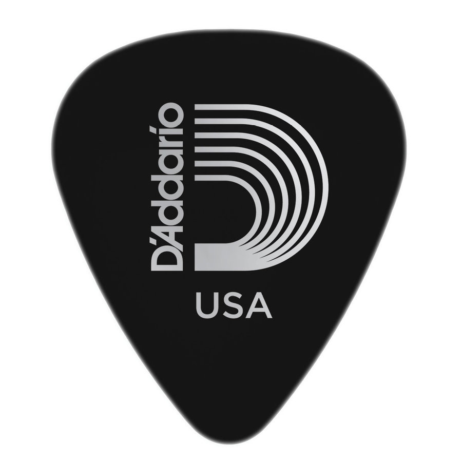 View larger image of Planet Waves 1CBK6-25 Black Celluloid Guitar Picks - 25 pack - Heavy