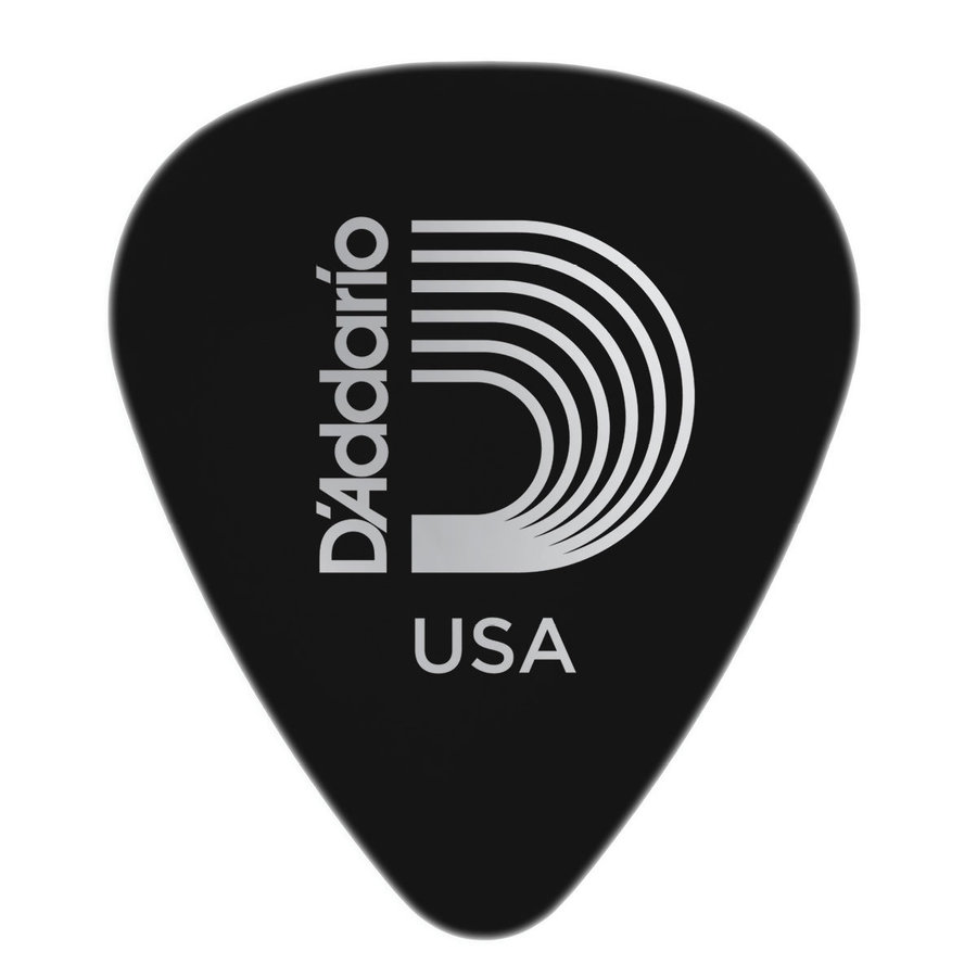 View larger image of Planet Waves 1DBK7-100 Duralin Guitar Picks - 100 Pack - Extra Heavy