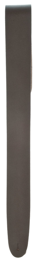 View larger image of Planet Waves 25BL01 Basic Classic Leather Guitar Strap - Brown