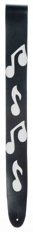 View larger image of Planet Waves 25LIC01 Icon Collection Guitar Strap - Note