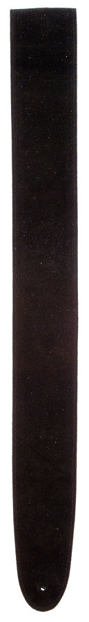 View larger image of Planet Waves 25SS00-DX Suede Guitar Strap - Black