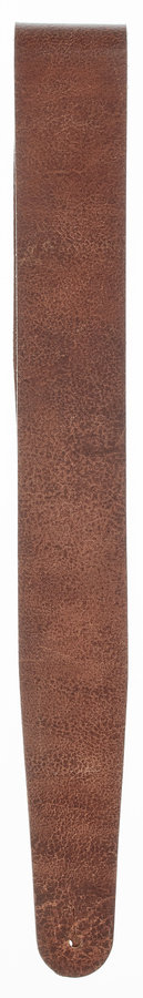 View larger image of Planet Waves 25VN01-DX Blasted Leather Guitar Strap - Brown