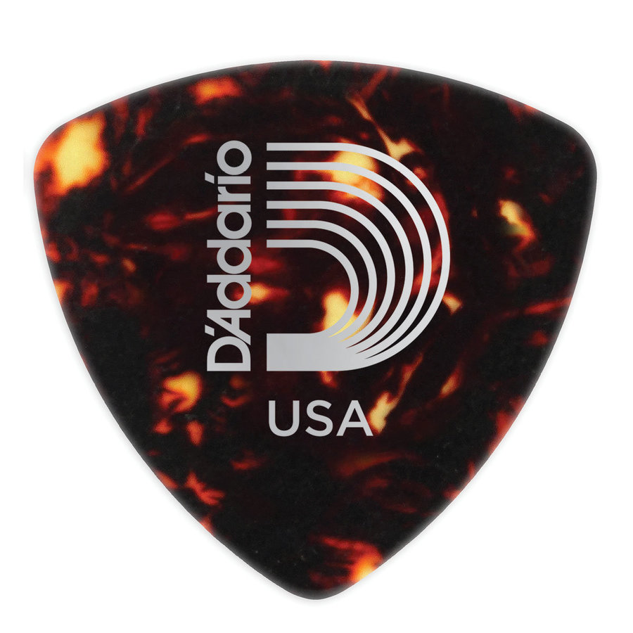 View larger image of Planet Waves 2CSH4-25 Shell Colour Celluloid Guitar Picks - Medium - 25 Pack