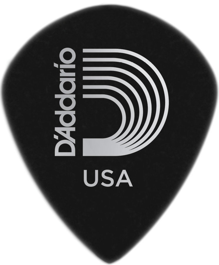 View larger image of Planet Waves 3DBK6-10 Black Ice Guitar Picks - Heavy - 10 Pack
