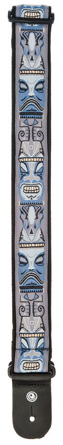 View larger image of Planet Waves 50A05 Woven Guitar Strap - Tiki