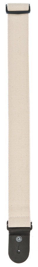 View larger image of Planet Waves 50CT01 Cotton Guitar Strap - Natural