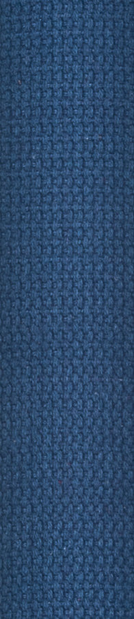 View larger image of Planet Waves 50CT03 Cotton Guitar Strap - Blue