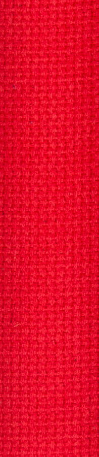 View larger image of Planet Waves 50CT05 Cotton Guitar Strap - Red