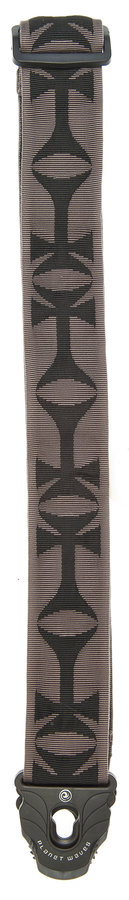 View larger image of Planet Waves 50PLF03 Planet Lock Guitar Strap - Cross