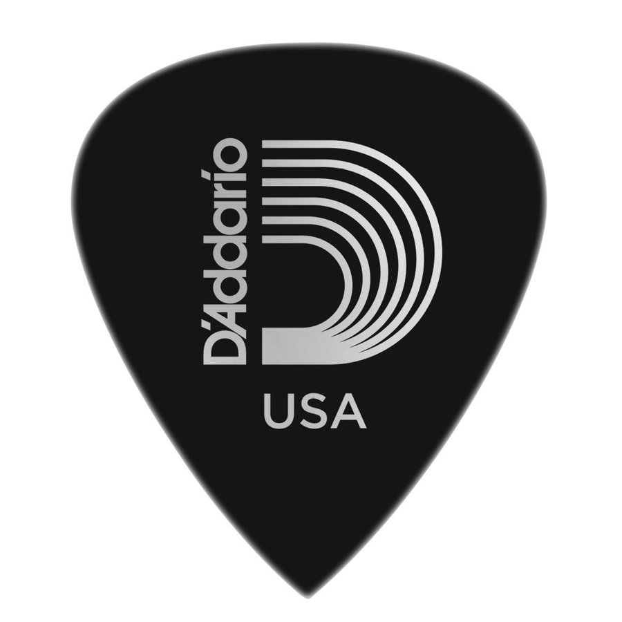 View larger image of Planet Waves 6DBK7-100 Duralin Precision Guitar Picks - Extra Heavy - 100 Pack