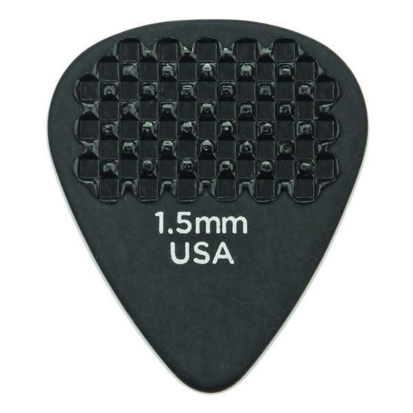 View larger image of Planet Waves 7DBK7-25 DuraGrip picks - 25 Pack - Extra Heavy