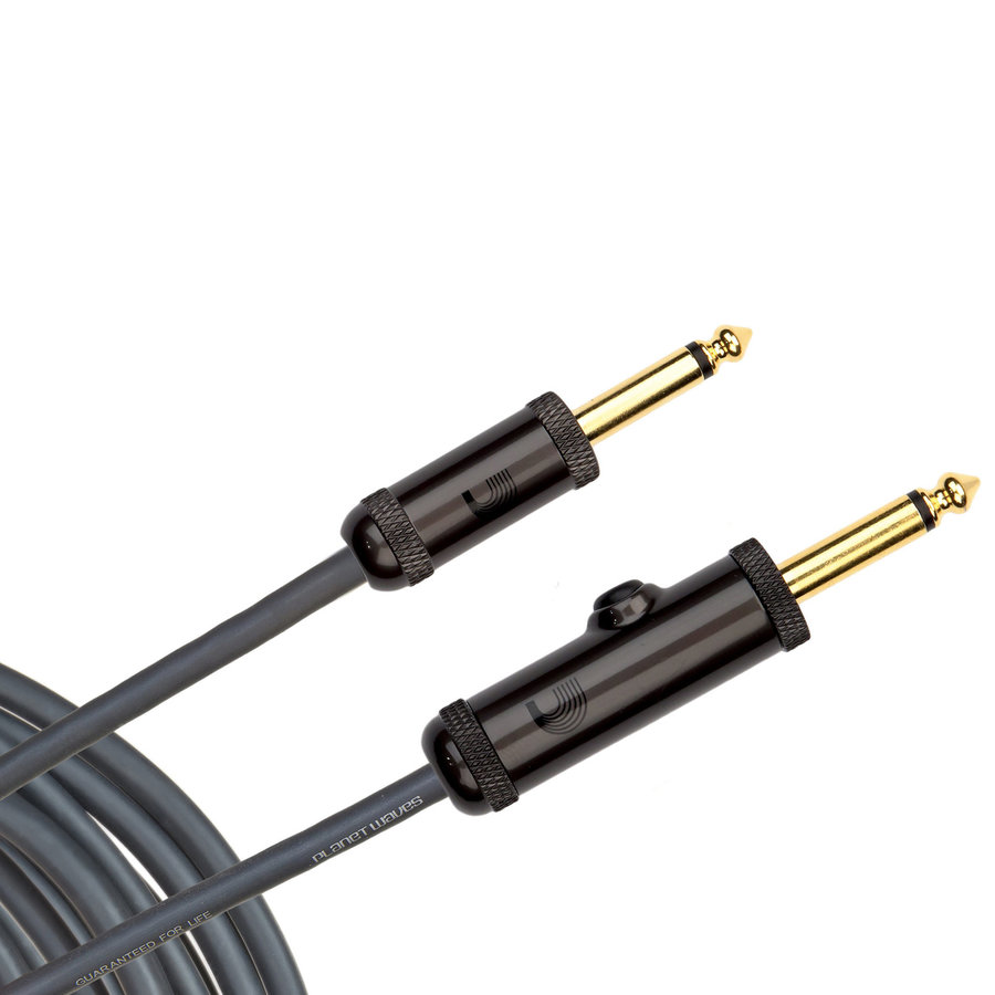 View larger image of Planet Waves Circuit Breaker Instrument Cable - 30'