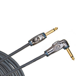 Planet Waves Circuit Breaker Instrument Cable - Right Angle - 20'