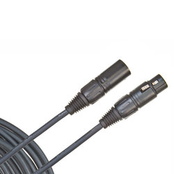 Planet Waves Classic Series XLR Microphone Cable - 25'