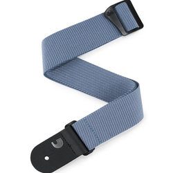 Planet Waves Classic Tweed Guitar Strap - Blue, 50mm