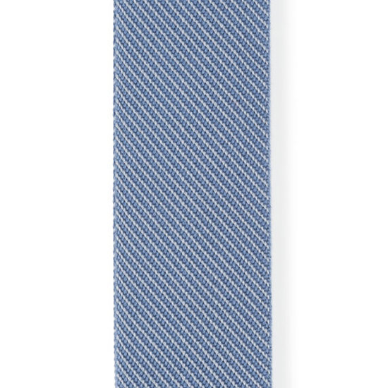 View larger image of Planet Waves Classic Tweed Guitar Strap - Blue, 50mm
