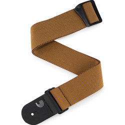 Planet Waves Classic Tweed Guitar Strap - Brown, 50mm