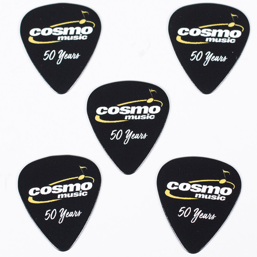 View larger image of Planet Waves Cosmo Music 50th Anniversary Picks - 5 Pack