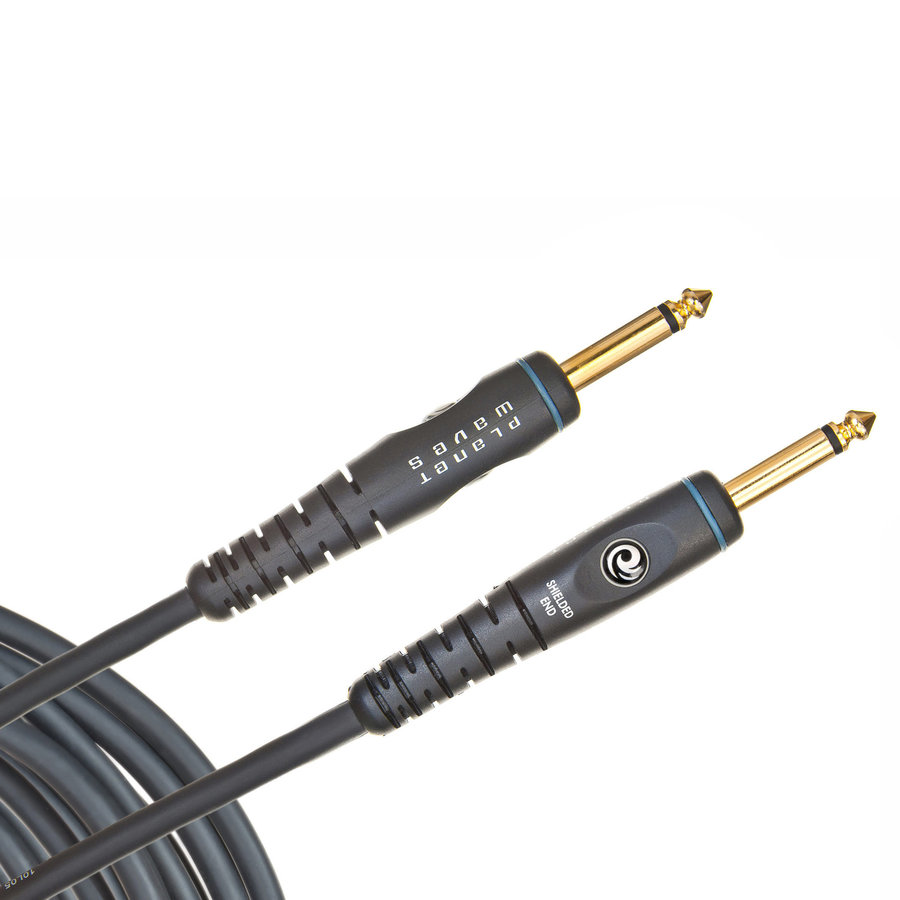 View larger image of Planet Waves Custom Series Instrument Cable - 30'
