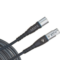 Planet Waves Custom Series XLR Microphone Cable - 5'