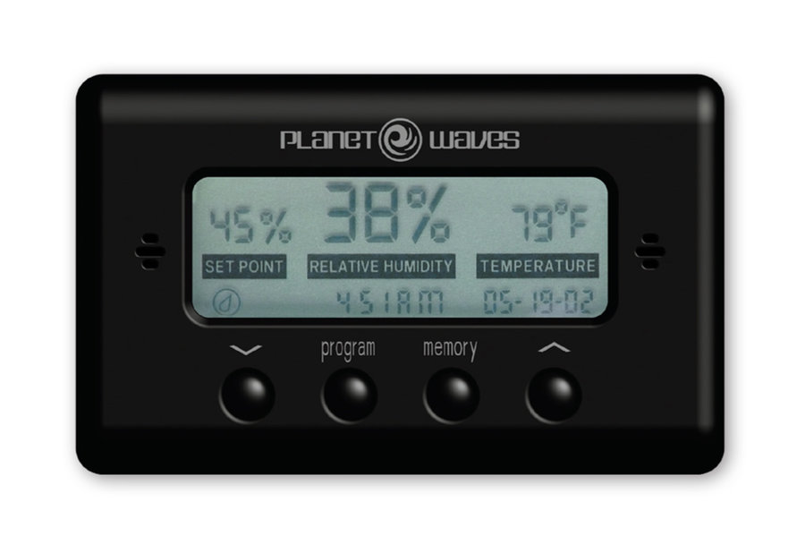 View larger image of Planet Waves Hygrometer Humidity and Temperature Sensor