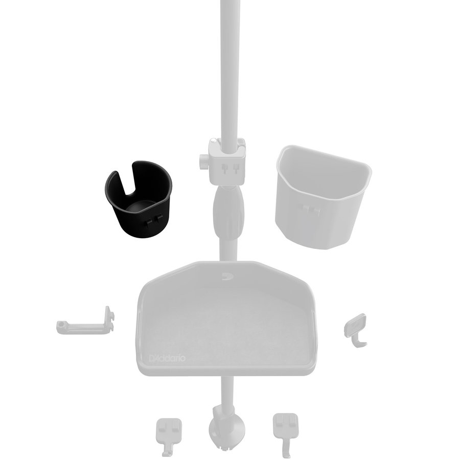 View larger image of Planet Waves Mic Stand Accessory System - Cup Holder
