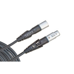 Planet Waves PW-MS-25 Custom Series Swivel XLR Microphone Cable - 25'