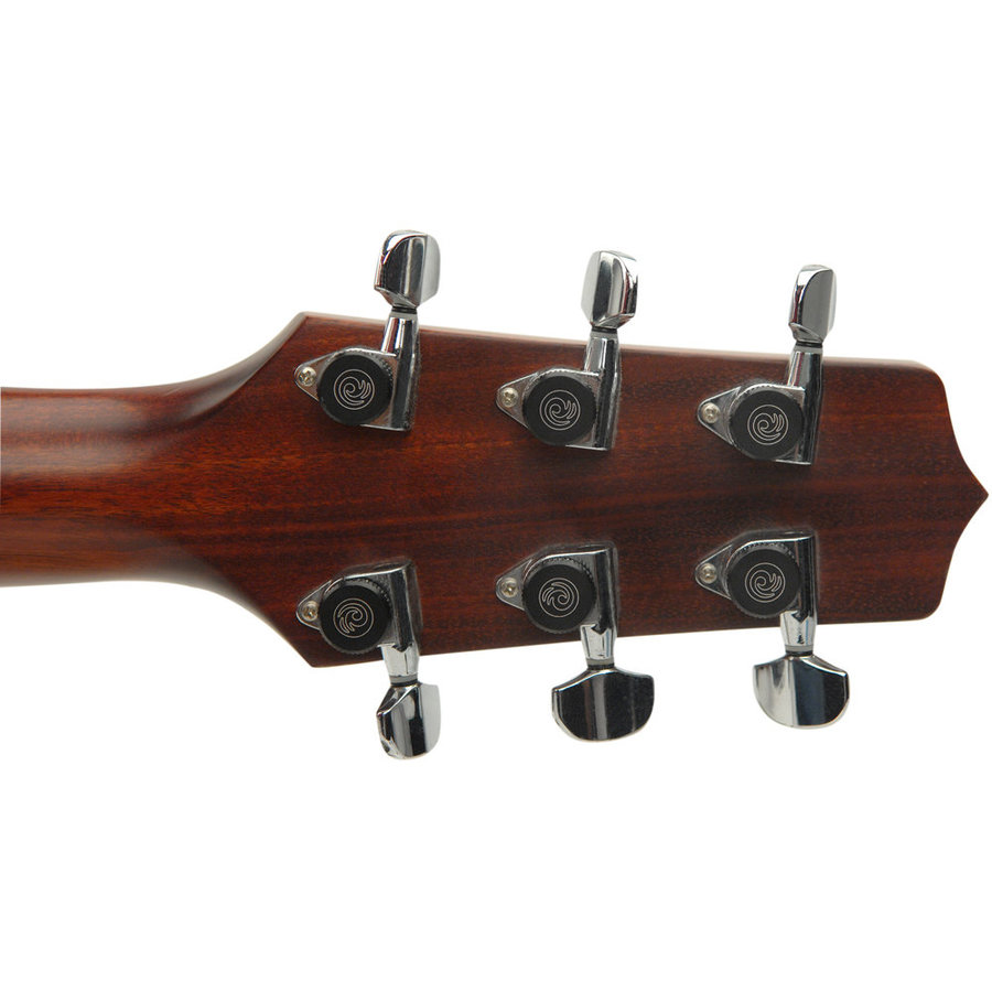 View larger image of Planet Waves PWAT-6R1 Auto-Trim Tuning Machine - 6 In-Line - Chrome