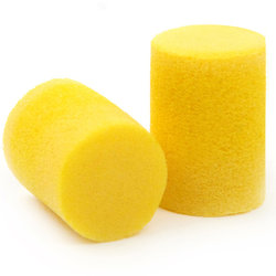 Planet Waves PWEP100 Comfort Fit Foam Ear Plugs - 100 Pair in Fishbowl Display
