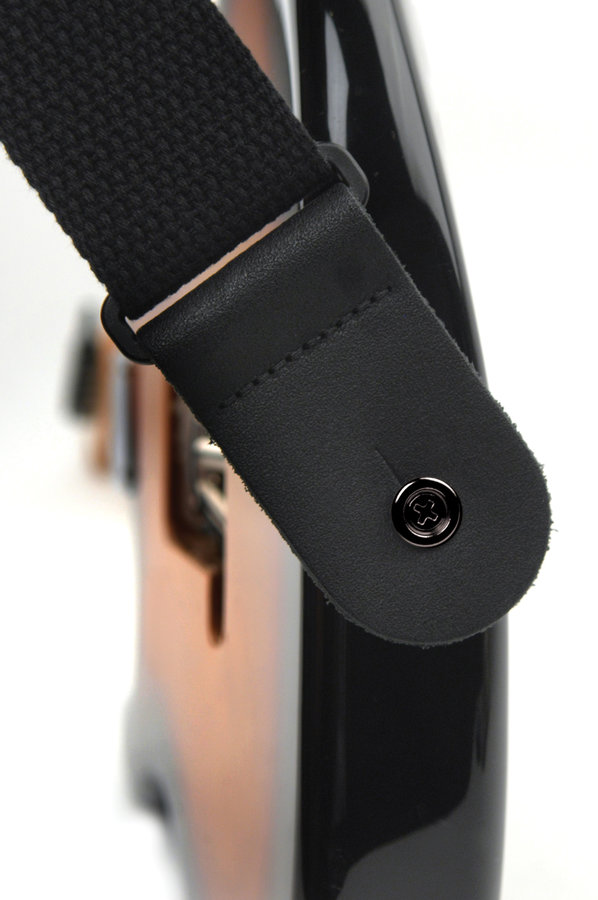 View larger image of Planet Waves PWEP102 Solid Brass End Pins in Black - Pair