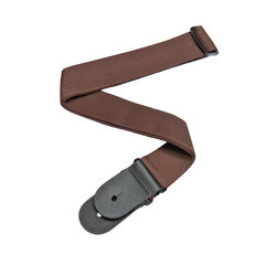 Planet Waves PWS109 Polypropylene Guitar Strap - Brown
