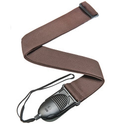 Planet Waves PWSPA209 Acoustic Quick Release Guitar Strap - Brown