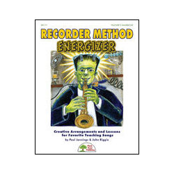 Plank Road Music - Recoder Method Energizer w/CD